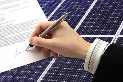 Photovoltaikanlagen mieten