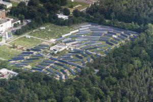 Deutschlands größter Solar-Speicher-Park
