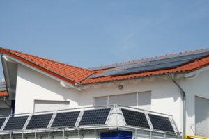 Solar-Balkon